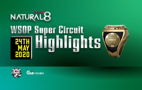 WSOP Super Circuit Online Series - Natural8