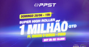 Super High Roller de PLO 5 cartas - PPST