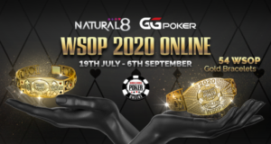 WSOP Online no Natural8