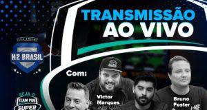 Transmissão ao vivo SuperPoker Team Pro