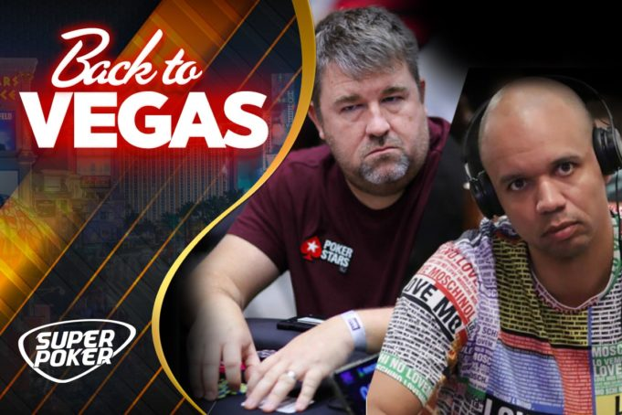 Back to Vegas: Chris Moneymaker x Phil Ivey