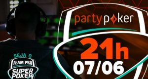 SuperPoker Team Pro no partypoker