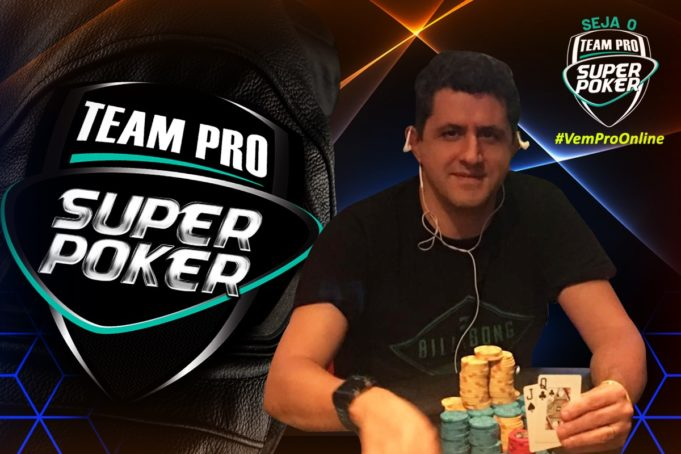 Fábio Segura - SuperPoker Team Pro