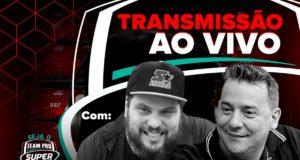 SuperPoker Team Pro - Transmissão ao vivo
