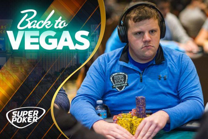 Back to Vegas: Matt Affleck