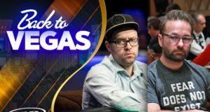 Back to Vegas: Robert Campbell e Daniel Negreanu