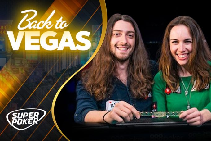 Back to Vegas: Igor Kurganov e Liv Boeree