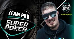Guilherme Schievelbein - SuperPoker Team Pro