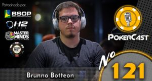 Brunno Botteon - Pokercast 121