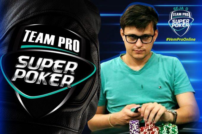 Luiz Bachega - SuperPoker Team Pro