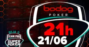 SuperPoker Team Pro no Bodog