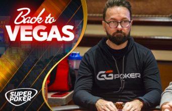 Back to Vegas: Daniel Negreanu