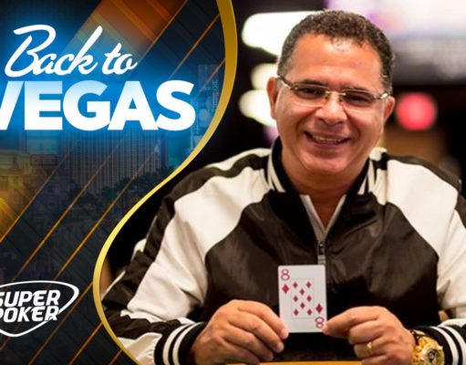 Back to Vegas: Roberly Felício