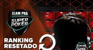Ranking Zerado SuperPoker Team Pro