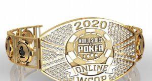 Bracelete WSOP Online