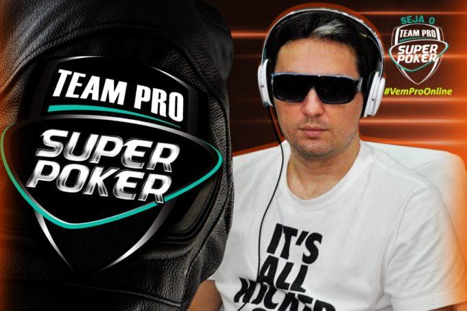Juliano Sabino - SuperPoker Team Pro