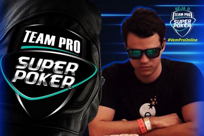 Daniel Aquino - SuperPoker Team Pro