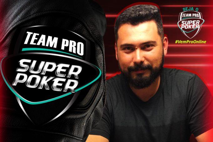 Guilherme Afonso - SuperPoker Team Pro