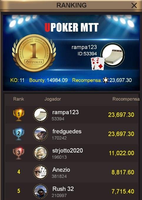 """""""Rampa123"""" - Liga Online H2 Brasil"""