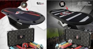 Kits São Paulo FC e Corinthians - Real Poker