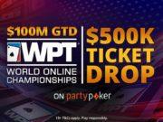 WPT World Online Championships - partypoker