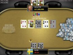 Allen Chang campeão do Evento #5 da WSOP Online
