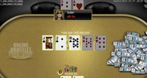 "Terrell Cheatham ""Heezahustla"" - WSOP Online"