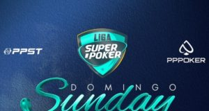 Domingo (2) na Liga SuperPoker