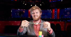 Nathan Gamble campeão do Evento #6 da WSOP Online