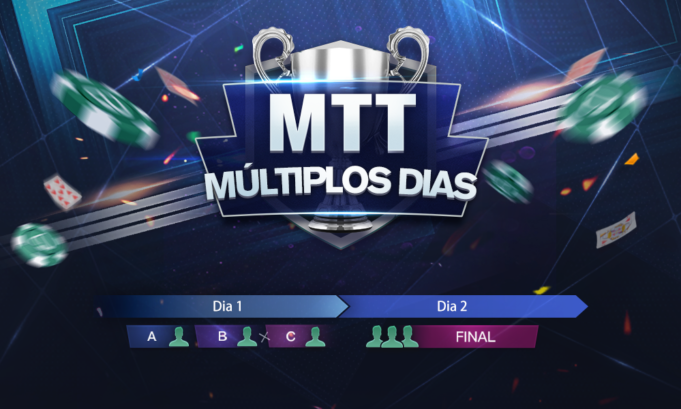 MTTs de múltiplos dias - PPPoker