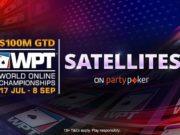 Satélites WPT World Online Championships - partypoker