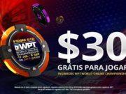Promoção WPT World Online Championships - partypoker