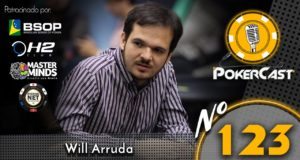 Will Arruda - Pokercast 123