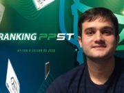 Fabrício Vinagre, campeão do Ranking PPST - PPPoker