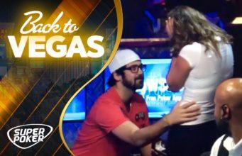 Back to Vegas - Natasha Mercier e Jason Mercier