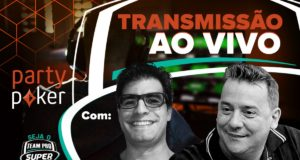 Transmissão SuperPoker Team Pro