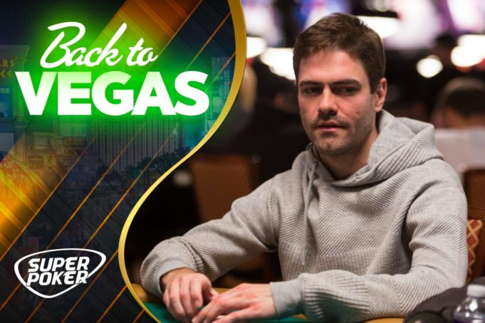 Back to Vegas: James Obst
