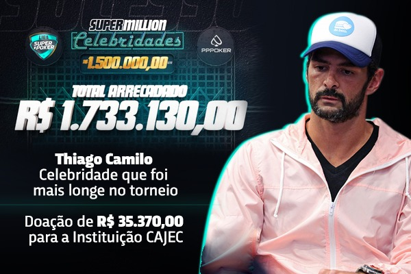 Thiago Camilo - Super Million Celebridades