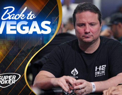 Back to Vegas: Bruno Foster