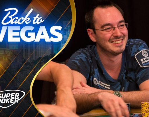 Back to Vegas: Will Kassouf