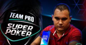 Alex Victor - SuperPoker Team Pro