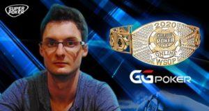 Marcelo Jakovljevic Pudla - Campeão The Opener WSOP Online