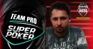 Wanderlei Bembem - SuperPoker Team Pro