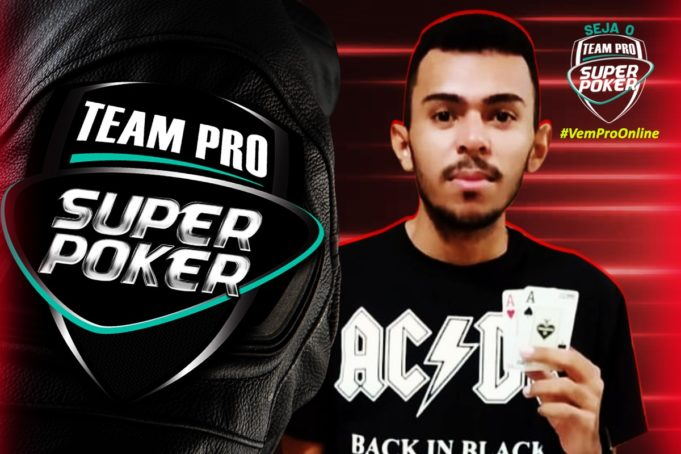 Cleudo Souza - SuperPoker Team Pro