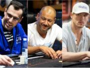 Artur Martirosyan, Rob Yong e Alex Foxen
