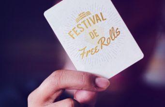 Festival de Freerolls - Bodog