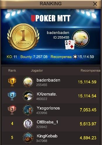 """badenbaden"" - Liga Online H2 Brasil"