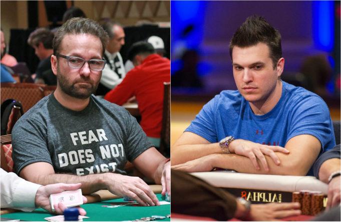 Daniel Negreanu e Doug Polk