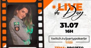 Live beneficente Dayane Kotoviezy - partypoker