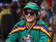 William Romaine, campeão do Evento #28 da WSOP Online